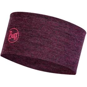 Buff 2 Layers Midweight Merino Wool Headband dalia melange
